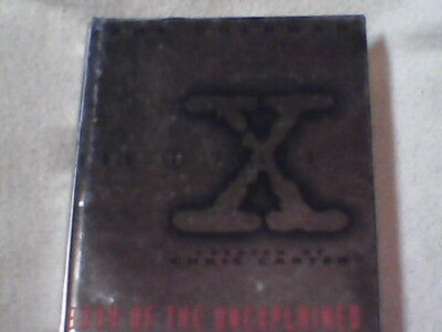 The X Files Book Of The Unexplained  Vol 2 1996 British