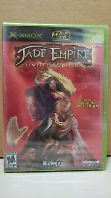 Brand New / Factory Sealed - Bioware's Jade Empire Limited Edition - Xbox