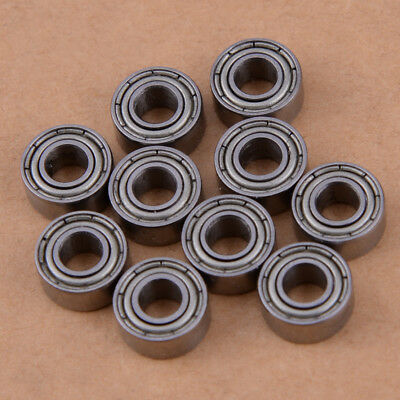 9x4 mm 684ZZ ABEC-5 Ball Bearings Miniature 10PCS Mini 684 Z ZZ 684-2Z Minimotor
