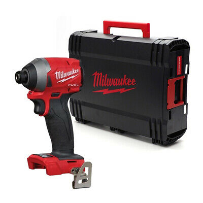 Milwaukee M18FID2-0X 18V Generation 3 Fuel Impact Driver With FREE Case (Body On