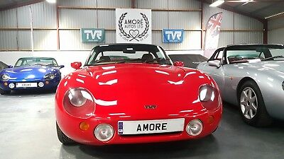 TVR Griffith 400 Pre cat Low miles Recent full resto (with CD images)