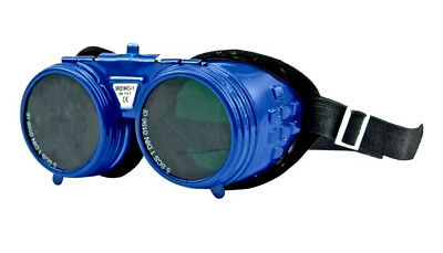 IREWO DIN 5 Blue Welding Cutting glasses Welding Goggles Safety Protective Gear