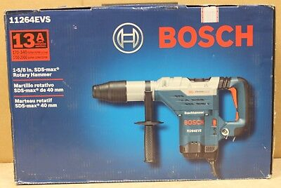 Bosch 11264EVS 1-5/8-Inch 13-Amp SDS-Max Vibration Combination Hammer New Other