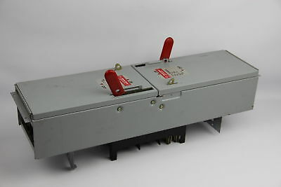 XB-102 * General Electric 60A fusible Panel Switch Cat# ADS36060HD ...