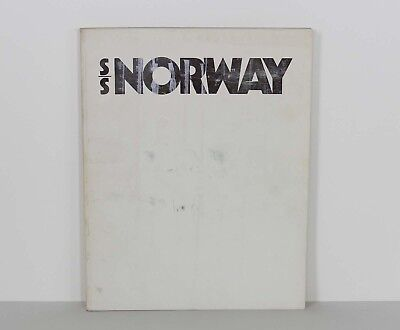 THE HISTORY OF THE SS NORWAY 1983 S. N. Donato - The Summit Group / SS France