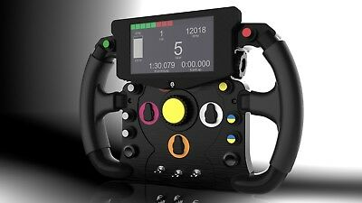 iPhone 6 /6s support Simply Mod F1 Dash for Thrustmaster Ferrari F1 Wheel Add-On