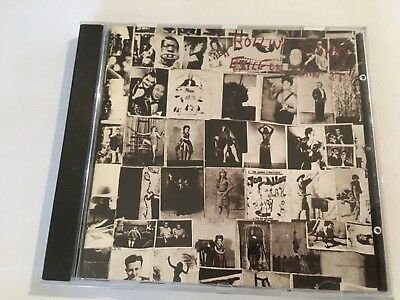 The Rolling Stones - Exile On Main St - Cd - Vgc - Free Post