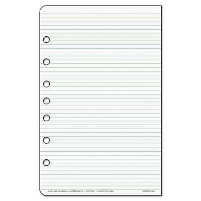Day-Timer® Lined Pages, 5 1/2 x 8 1/2 767199872282
