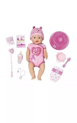 Baby Born Soft Touch Girl Doll Box Is Damaged