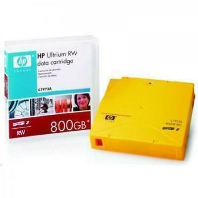 HP original C7973A LTO3 Ultrium 800GB Compressed 2:1 RW Data Cartridge LTO-3 tap