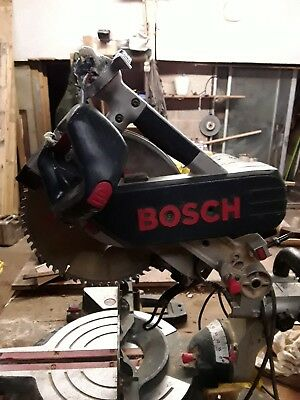 Bosch Mitre Saw........Profession GCM 12 SD........spares or repairs