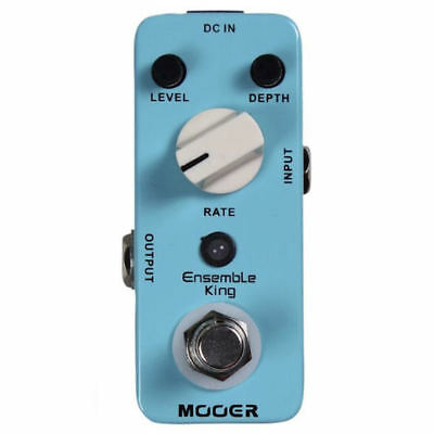 Mooer Ensemble King- Analog Chorus effects pedal New