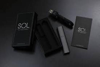 NEW SOL POD VAPE DEVICE & USB Cable ONLY FREE SHIPPING U.S Seller