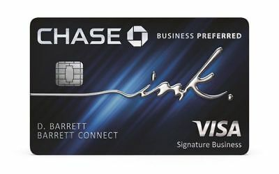 $150 + $1125 Sign Up Bonus for Chase Ink Preferred Business Credit Card Referral
