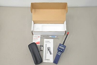 Omega CDH-80MS Conductivity Meter Pocket Pal with Accessories (16837,38 B43)