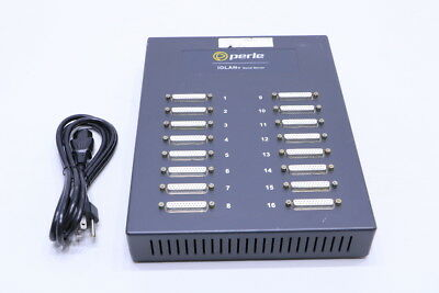 Perle 900-0320R1 Iolan + 16 Serial Server