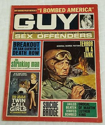 Guy Magazine Mens Pulp Martin Luther King 1965