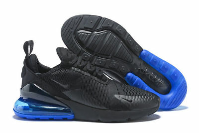 Nike Air Max 270 Black / BLUE   nuove con scatola e cartellino originali 100 %