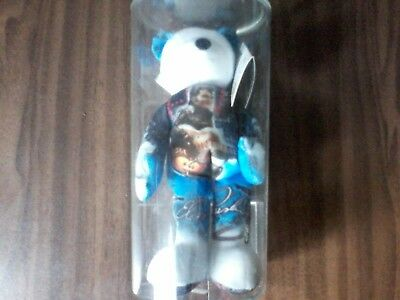 NEW Elvis Presley Collectible Bear Still In Original Packaging, Christmas Gift