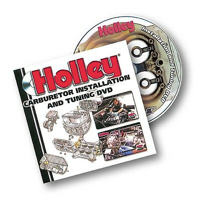 Holley 36-378  Technical Manual