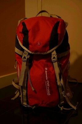Manfrotto Hiker 20L Red Camera Backpack (Brand New)