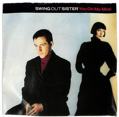 """Swing Out Sister - You On My Mind - 7"""" Record Single"""