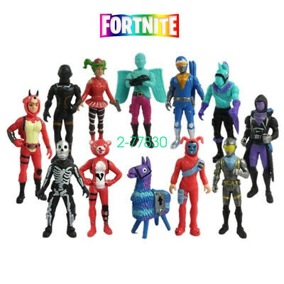 New 28pcs Fortnite Battle Royale Action Figures Kids Toy Collection Xmas Gift UK
