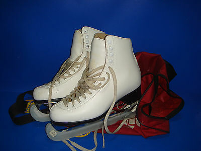 Skates ice female WIFA universal good condition Size 38- model 1784