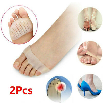 Silicone Shoe Pad Elastic Gel Forefoot Soft Gel Ball Foot