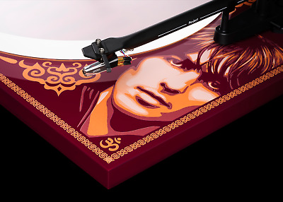 Pro-Ject George Harrison Turntable Record Player with Ortofon OM-10