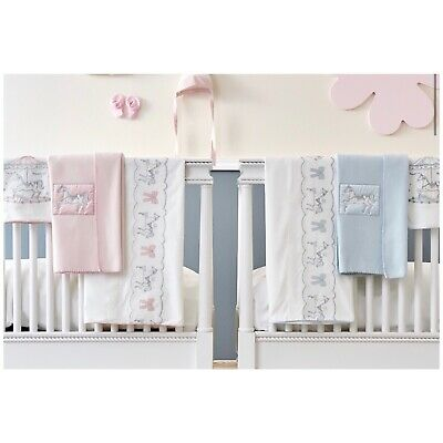 Baby Bedding Set - Cot bed  Brand New In Blue Boys Nursery Bedding