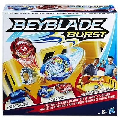 Beyblade - Burst: Epic Rivals Starter-Set