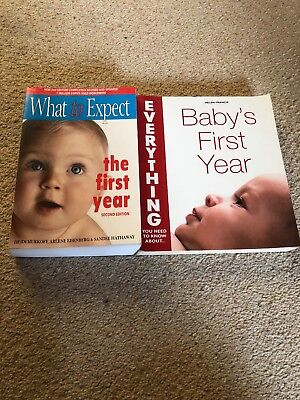 Baby's First Year Books - £21 New