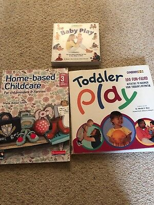 Baby & Toddler Play Books Plus Childcare One
