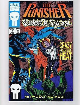 Punisher: Summer Special, #1 Aug 1991 - NM (Unread copy)