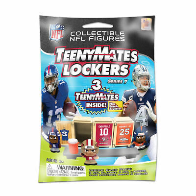 Teenymates Series 7 Lockers Blind Pack Collectible Figures VERY FAST SHIPPING