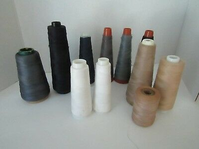 Coned THREAD for Sewing, Quilting