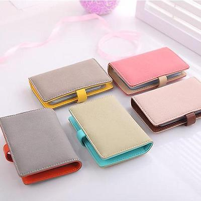 Womens PU Leather ID Credit Card Holder Women Coins Purse ID Wallet MA