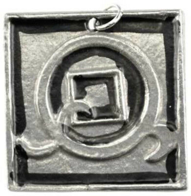 NEW Win in Court Amulet Pendant Charm w/ Cord USA AWIN45