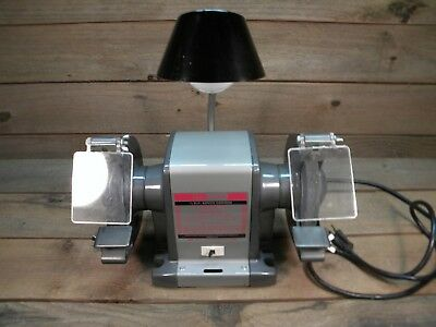 Groovy Vintage Craftsman 6 Block Bench Grinder 1 3 Hp Model 397 Ocoug Best Dining Table And Chair Ideas Images Ocougorg