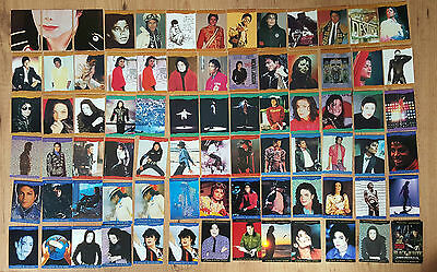 Carte Panini Michael Jackson King Of The Pop 1996