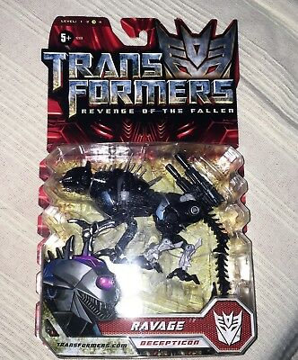 Transformers Ravage Revenge Of The Fallen MOSC