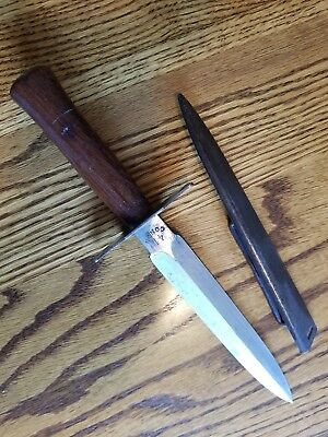 WWI French Double Edged Trench Knife ,GONON 41.M1916 Avenger. Very good cond.!