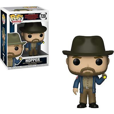 Funko Pop TV: Stranger Things Hopper W/Flash Light 720 36039 In stock
