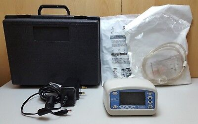 V.A.C. - VAC KCI freedoom module Negative Pressure Wound Therapy with canister