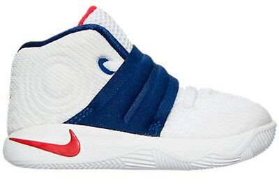 6248c42d48ae TODDLER NIKE KYRIE 2 Basketball Shoe Size 8C -  44.99