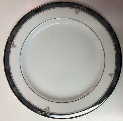 """MOONSTONE PATRA by NIKKO 8""""  SALAD PLATE - new with tags"""
