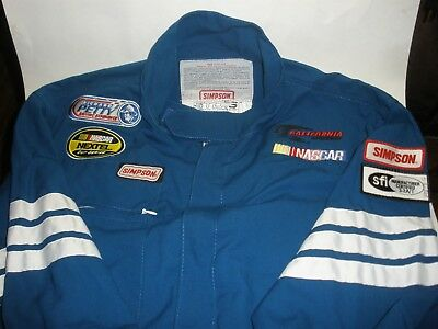 Simpson Std.6 Xl Driving Suit