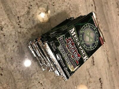 YuGiOh Legendary Collection 3 Yugi's World Booster Pack NEW SEALED Great product