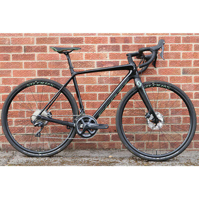 70b4ce0e57d Scott Addict Gravel 20 Disc Adventure Bike 2018 Black Grey 52cm Black/Grey